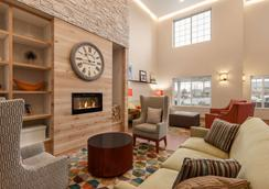 Country Inn & Suites by Radisson, Ames, IA - Ames - Lounge
