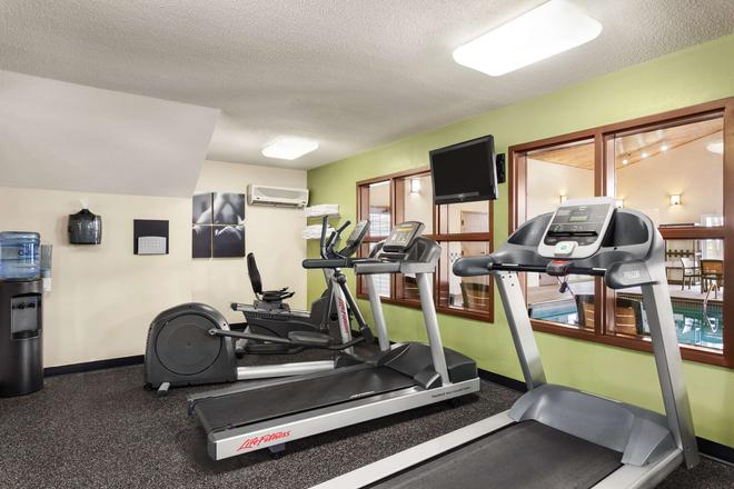 Country Inn & Suites by Radisson, Ames, IA - Ames - Fitnessbereich