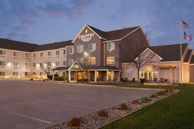 Country Inn & Suites by Radisson, Ames, IA - Ames - Gebäude