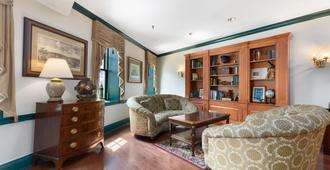 Admiral Fell Inn Baltimore Harbor Ascend Hotel Collection - בולטימור - סלון