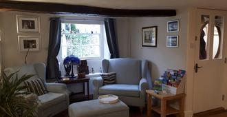 Brunthill House B And B - Hornby - Living room