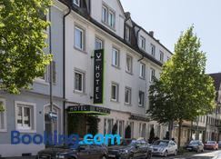 Hotel Jägerhaus - Singen - Building