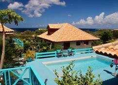 West Hill Bungalows - Sabana Westpunt - Pool