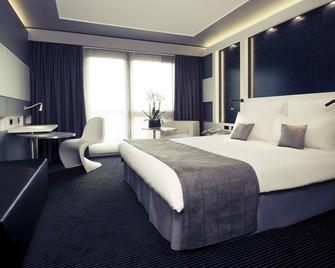 Mercure Plaza Biel - Biel - Bedroom
