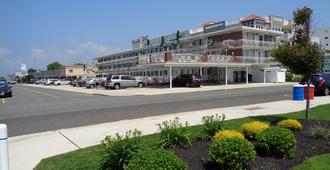 Diamond Crest Motel - Wildwood Crest - Building