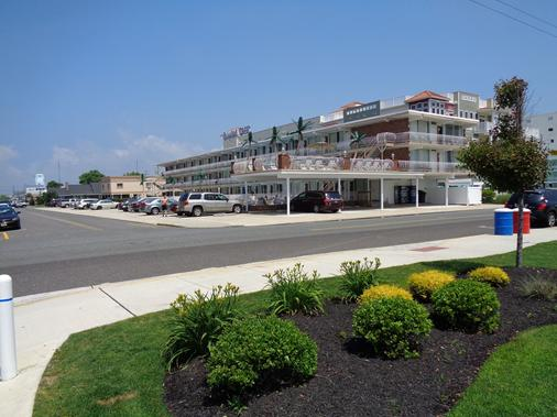 Diamond Crest Motel - Wildwood Crest - Κτίριο