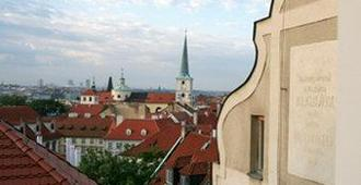Golden Well Hotel - Praga - Vista esterna