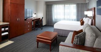 Courtyard By Marriott Los Angeles Lax / Century Boulevard - Los Angeles - Makuuhuone