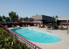 Flagship Inn of Ashland - Ashland - Pool
