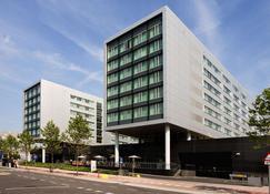 Steigenberger Airport Hotel Amsterdam - Схипхол - Здание