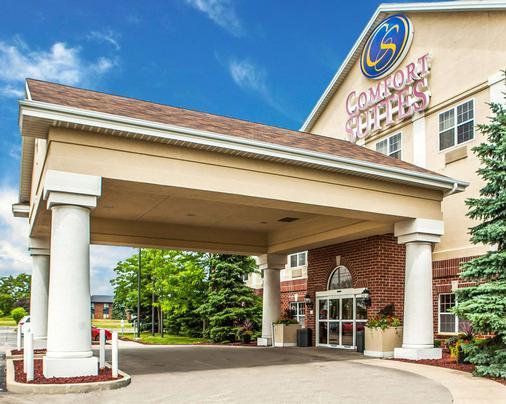 Comfort Suites Milwaukee Airport - Oak Creek - Gebäude