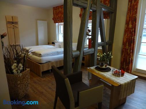 Gda Hotel Schwiecheldthaus - Goslar - Bedroom