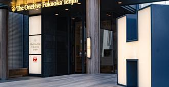 The Onefive Fukuoka Tenjin - Phu-ku-ô-ka - Cảnh ngoài trời
