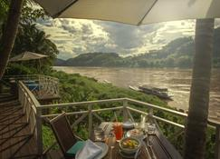 The Belle Rive Boutique Hotel - Luang Prabang - Balcony