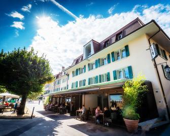 Hotel Au Major Davel - Bourg-en-Lavaux - Building