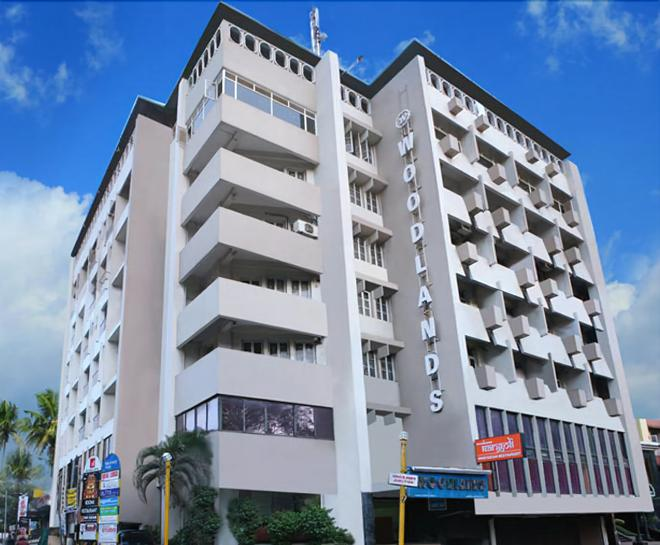 Woodlands - Kochi - Building