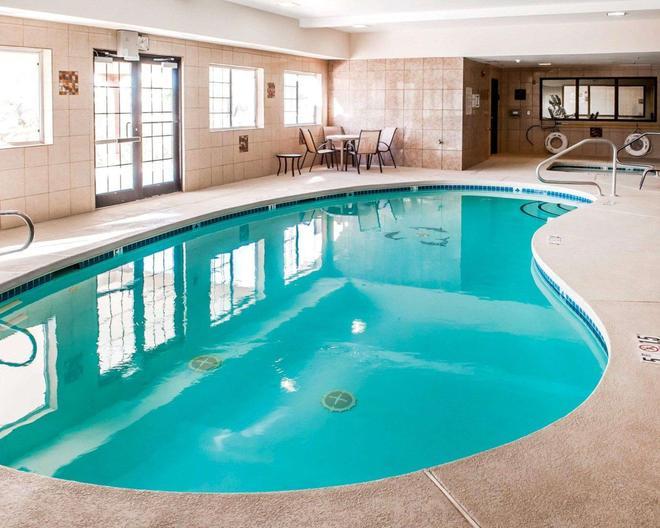 Comfort Inn & Suites - Las Cruces - Pool