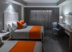 Real Inn Tijuana by Camino Real Hotels - Tijuana - Sypialnia