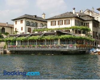 Hotel Leon D'Oro - Orta San Giulio - Building