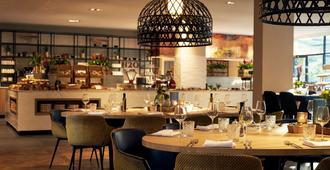 Van der Valk Hotel Antwerpen - אנטוורפן - מסעדה