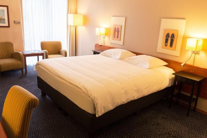 安特衛普凡德瓦克酒店 - 安特衛普 - 安特衛普 - 臥室
