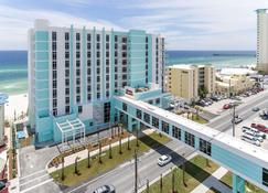 Hampton Inn & Suites Panama City Beach-Beachfront - Panama City Beach - Edificio