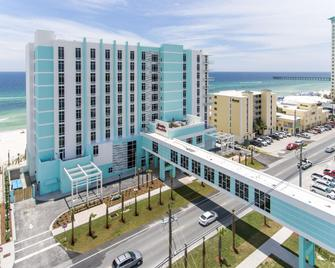 Hampton Inn & Suites Panama City Beach-Beachfront - Panama City Beach - Building