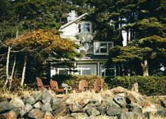 BriMar Bed and Breakfast - Tofino - Κτίριο
