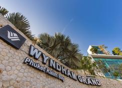 Wyndham Grand Phuket Kalim Bay - Kamala - Utsikt