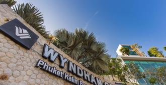 Wyndham Grand Phuket Kalim Bay - Kamala - Outdoor view