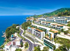 Wyndham Grand Phuket Kalim Bay - Kamala - Bygning