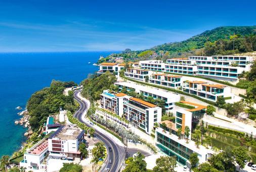 Wyndham Grand Phuket Kalim Bay - Bãi biển Kamala - Toà nhà