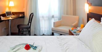Piazza Navona Porto Alegre By Intercity - Porto Alegre - Bedroom
