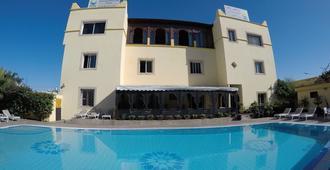 Riad Zahra - Essaouira - Gebäude