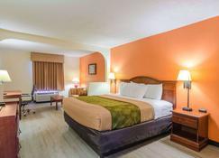 Econo Lodge Inn & Suites - Gulfport - Schlafzimmer