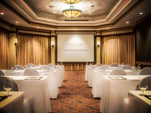 Sofitel Angkor Phokeethra Golf And Spa Resort - Siem Reap - Banquet hall