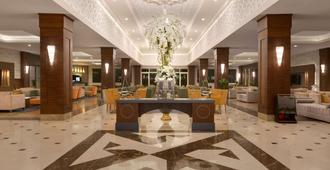 Ramada Resort by Wyndham Lara - Antalya - Lobby