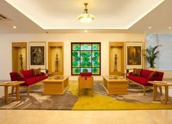 Lemon Tree Hotel, Chandigarh - צ'אנדיגר - לובי