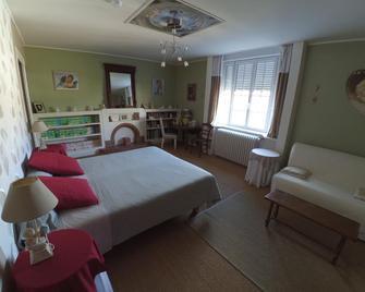 Chambres d'Hôtes de la 101ème - Карантан - Bedroom