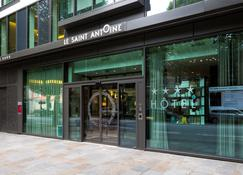Le Saint-Antoine Hotel & SPA, BW PREMIER COLLECTION - Ρεν - Κτίριο