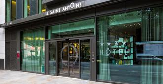 Le Saint-Antoine Hotel & SPA, BW PREMIER COLLECTION - Ренн - Здание