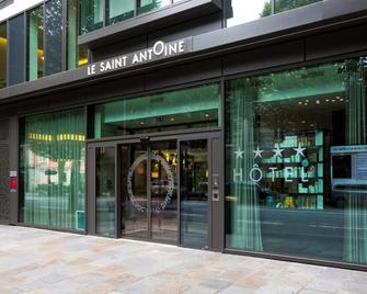 Le Saint-Antoine Hotel & SPA, BW PREMIER COLLECTION - Rennes - Gebouw