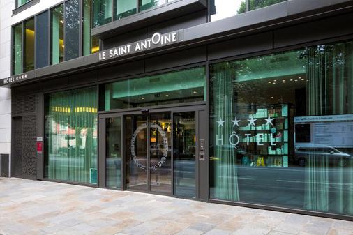 Le Saint-Antoine Hotel & SPA, BW PREMIER COLLECTION - Rennes - Toà nhà
