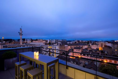 Le Saint-Antoine Hotel & SPA, BW PREMIER COLLECTION - Rennes - Ban công