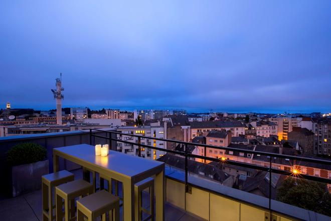 Le Saint-Antoine Hotel & SPA, BW PREMIER COLLECTION - Ρεν - Μπαλκόνι