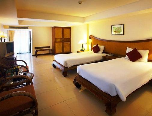 諾拉湖景酒店 - 蘇梅島 - 蘇梅島 - 臥室