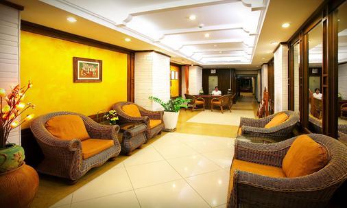 諾拉湖景酒店 - 蘇梅島 - 蘇梅島 - 大廳