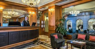 호텔 만조니 밀라노 - 밀라노 - 프론트 데스크