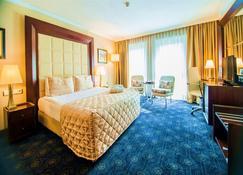 CK Farabi Hotel - Ankara - Phòng ngủ