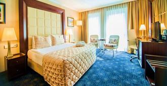 CK Farabi Hotel - Ankara - Camera da letto